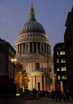 Londres, cathédrale saint-Paul.