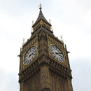 Londres, Big-Ben, le clocher.