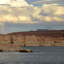 Lac Powell, Arizona, Utah.