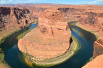 Horseshoe Bend, Page, Arizona.