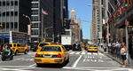 A New-York, les taxis ne manquent pas.